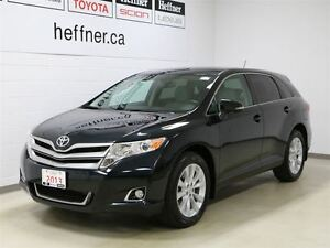 2013 Toyota Venza Dual Zone Independent climate control