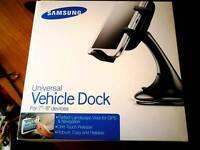 Genuine Samsung tablet Vehicle Dock