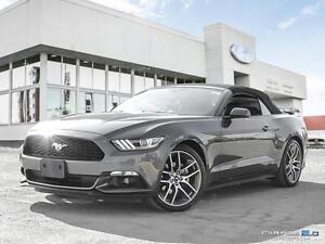 2016 Ford Mustang Premium Convertible