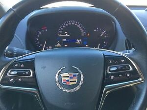 2013 Cadillac ATS 2.0L Turbo AWD | NO ACCIDENTS | LEATHER Kitchener / Waterloo Kitchener Area image 15