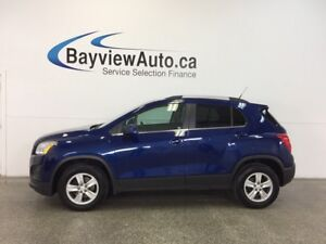 2014 Chevrolet TRAX LT- AWD TURBO BLUETOOTH CRUISE OFF LEASE!