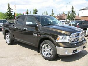 2013 Ram 1500 Laramie | Heated/AC Leather | Sunroof | Uconnect |