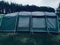 Outwell Drummond 7 large family tent