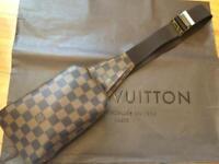 Louis Vuitton - Geronimos bag N51994 genuine