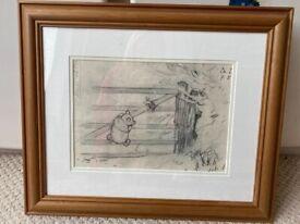Winnie the Pooh sketch