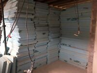 DOW Seconds Styrofoam Insulation Board/Panels