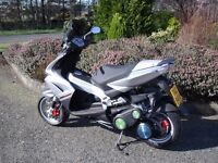 peugeot supercharged 125