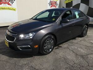 2016 Chevrolet Cruze LT, Automatic, Steering Wheel Controls, Blu