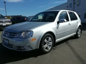 2010 Volkswagen City Golf 2.0L Power GROUP ! SUNROOF ! LOCAL !