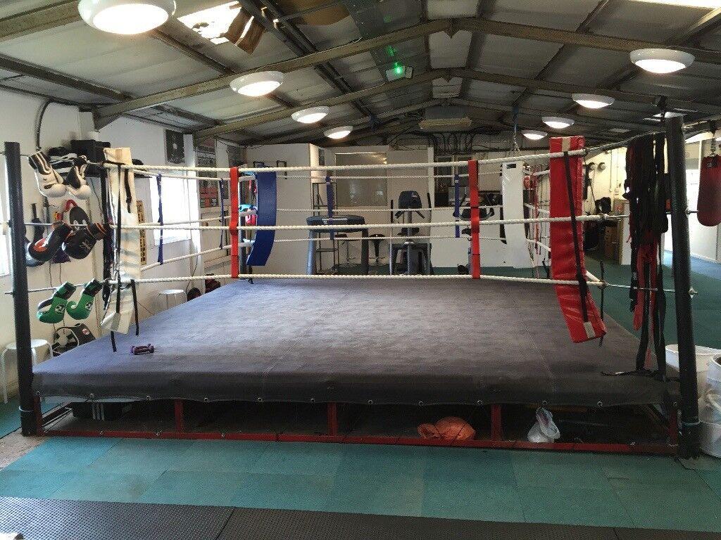Boxing Ring - 14ft