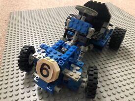 Lego 854 - Technic Go Kart