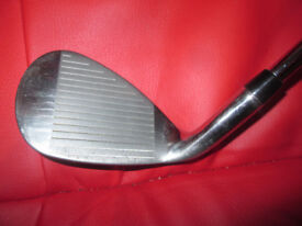 Callaway Warbird Sand Wedge VGC with uniflex steel shaft