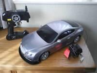 Remote control Bentley.