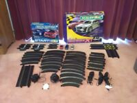 Scalextric for sale. Two boxes - Road Rivals X1 and Start!