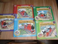 Little Red Train set of 5 Books.