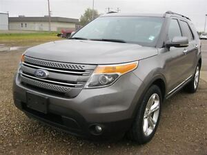 2011 Ford Explorer Limited V6 - ACCIDENT FREE! PRICE REDUCED!!