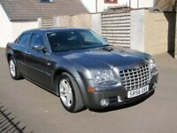 Chrysler 300c 2007 3518cc Petrol Auto sale £3150 ono. Must SELL.One owner from new. MOT July 2018.
