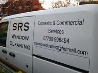 Domestic & Commercial Window Cleaning in Royston, Herts & the surrounding areas