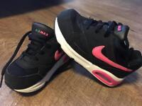 Nike Air Max kids 8.5 (15cm)