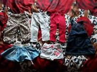 Bundle of Clothes from 12 to 18 Month's