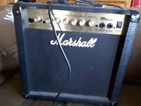 Marshall amp for sale