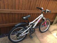 """Apollo Pure 20"""" wheel bike"""