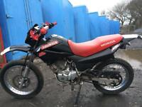 Honda xr 125 long MOT