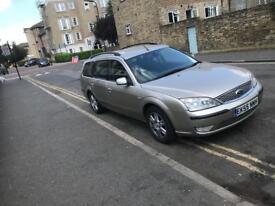 2005 55 Ford Mondeo ghia 2.0 diesel mot keys logbook £995ono no faults