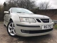 Saab 9-3 Convertible Full Year Mot No Advisorys Low Mileage Drives Great Cheap Convertible !!!