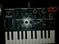 Arturia Microbute Analog Synthesiser