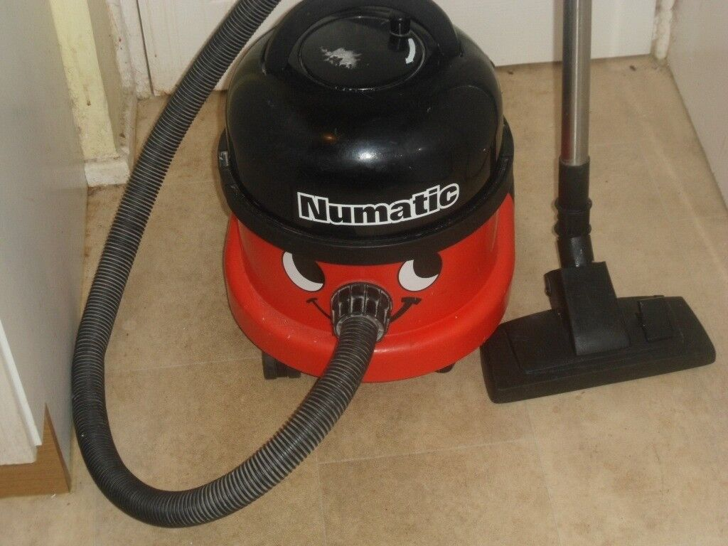 Henry Numatic Hoover