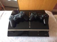 PlayStation 3 60 GB. Ps3