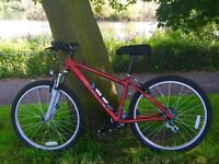 Revolution Cadence Sport Mountain Bike 18'' *BARELY USED* Immaculate Condition