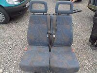 minibus/van seats