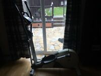 £40 Rebbok cross trainer,in good condition