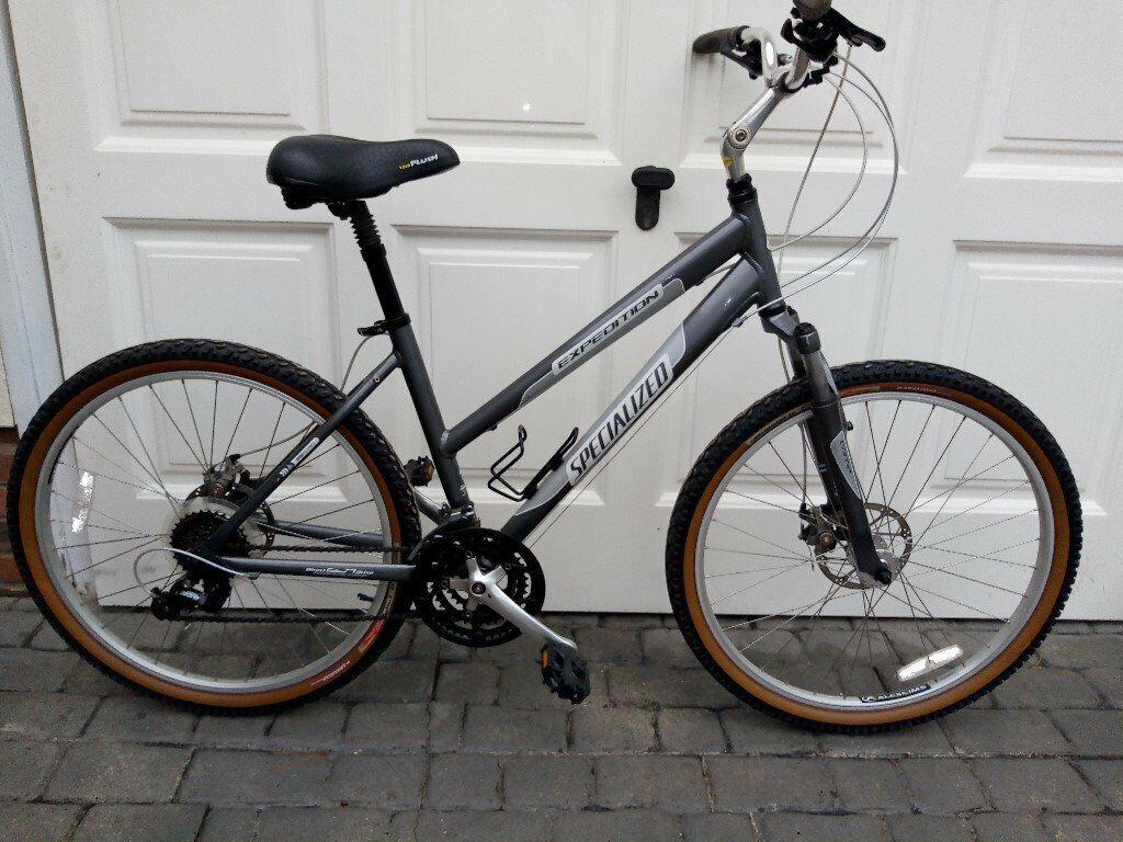 Specialized Expedition Sport Ladies Hybrid Bike Medium