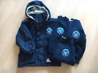 Pentland primary school Edinburgh school uniform 3x Jumpers 1x jacket