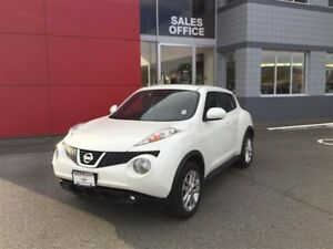 2013 Nissan Juke 1.6 DIG Turbo SL AWD CVT SL Leather Sporty ! an
