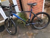 claude butler . mountain bike . mens . 20 inch