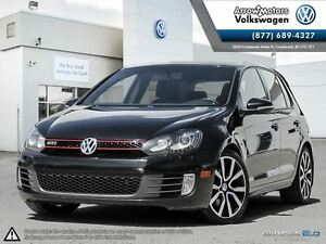 2013 Volkswagen Golf GTI -