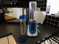 Breville BlendActive personal smoothie mixer / blender with 2 bottles