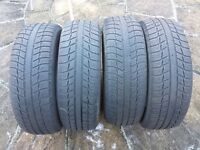 Michelin winter tyres x 4 195/65 R15