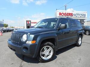 2008 Jeep Patriot - 5SPD - LEATHER