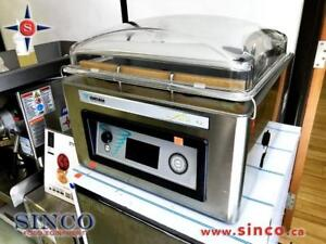 VACUUM SEALER WITH PRINTER