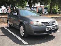 2002 NISSAN PRIMERA 1.8 *15 SERVICES * BARGAIN *TIDY *TOP SPEC *P/X WELCOME* *DELIVERY AVAILABLE*