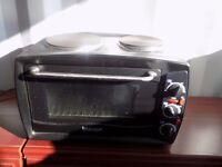 Worktop oven
