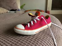 Adult size 2 converse