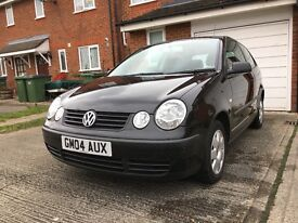 Volkswagen Polo 1.4 Twist (2004) 3dr - IDEAL FIRST CAR - VERY RELIABLE