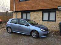 Vw golf mk 6 1.6 tdi blue motion, fsh, one owner