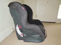 Britax car seat (Group 1 up to 4 years)